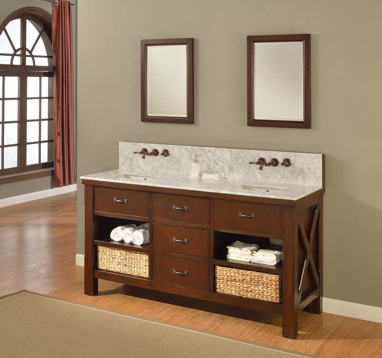 Wall mount faucet bathroom - Beautiful Wall Mount Faucet Bathroom Contemporary Bathroom